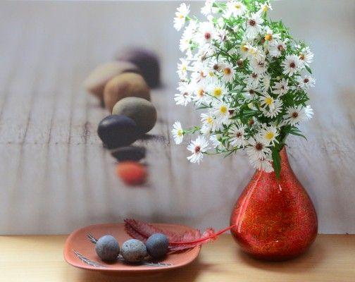 Vase Ingrid Schale Manu