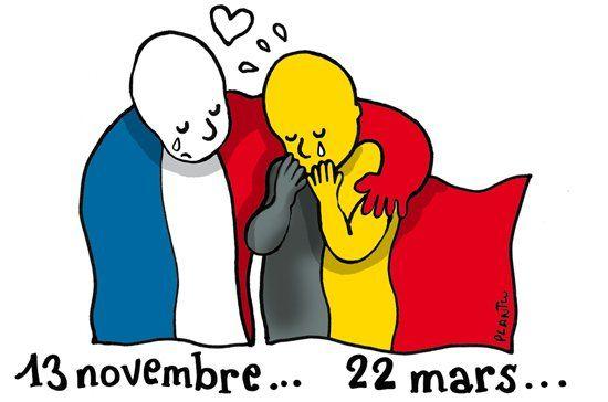 Anschlag in Brüssel