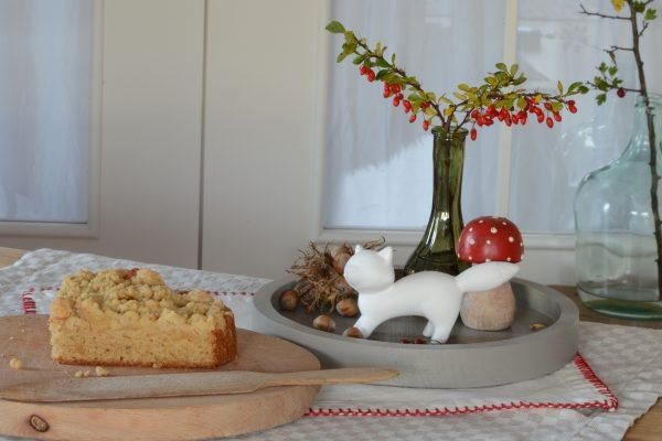 Obstkuchen Mit Ruhrteig Und Streuseln Judika