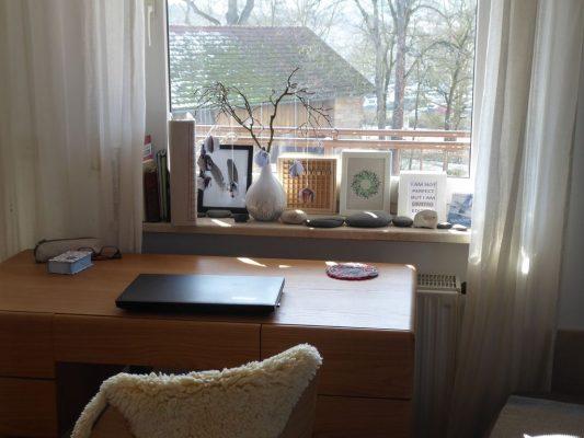 Winterfenster judika for Schreibtisch vor heizung